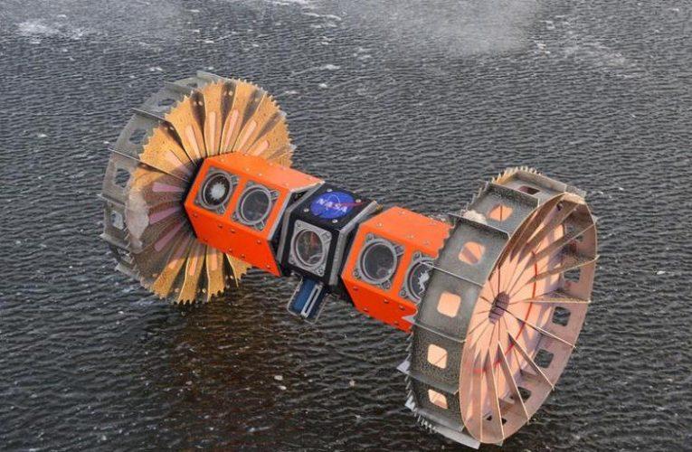 [新聞] NASA計劃在南極冰蓋下測試水下漫遊車