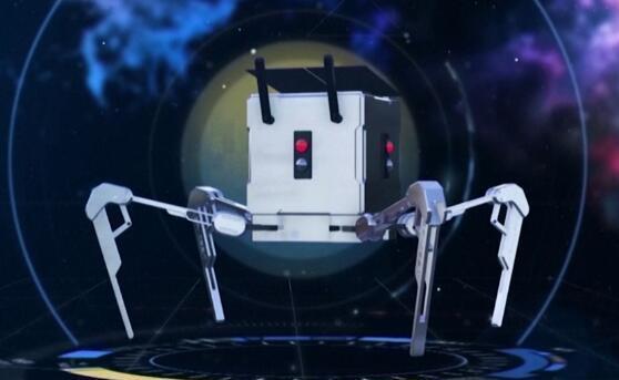 [新聞] 英國航天 首次八個爬行式機器人同時登月!