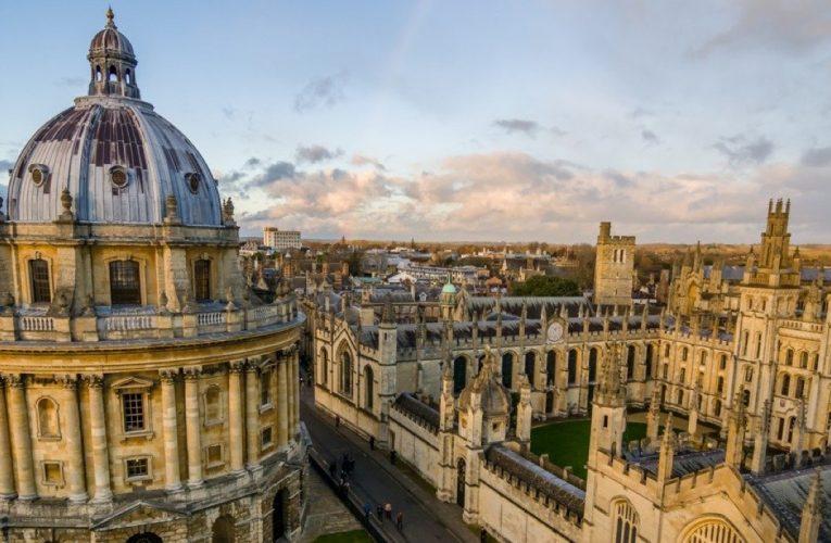 [新聞] 英國牛津大學學費