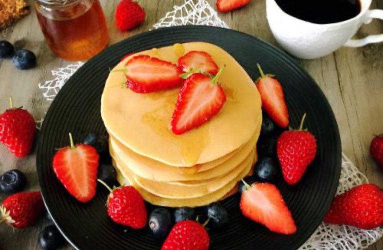 [食譜] 簡易下午茶─鬆餅製作