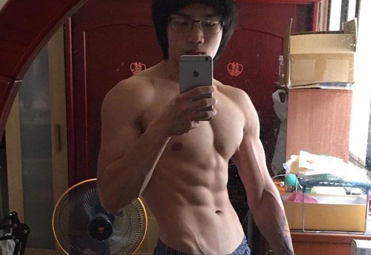 [小鮮肉版] 台灣猛男 陳彥安