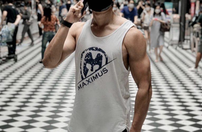 [小鮮肉版] 泰國私人健身教練 Saranyoo